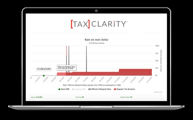 Tax Clarity Screenshot