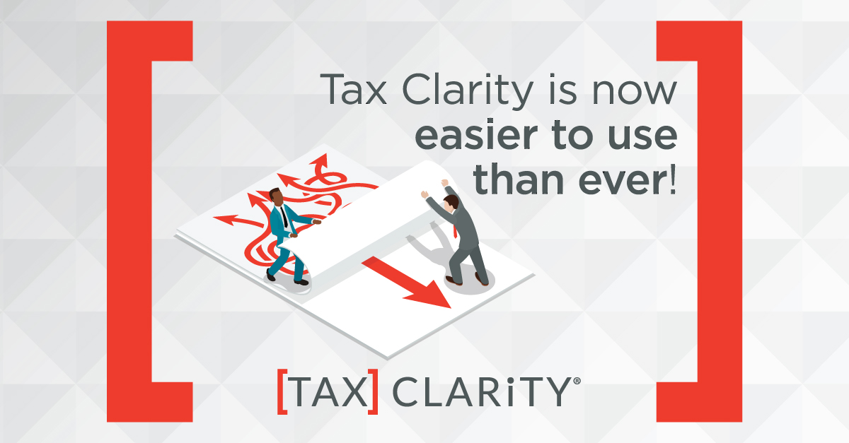 New Tax Clarity