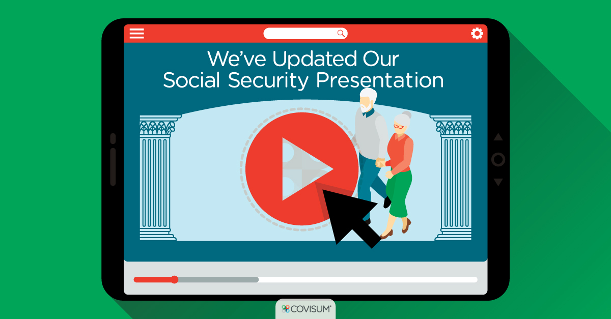 [UPDATED]Social Security Timing and Tax Clarity Presentations
