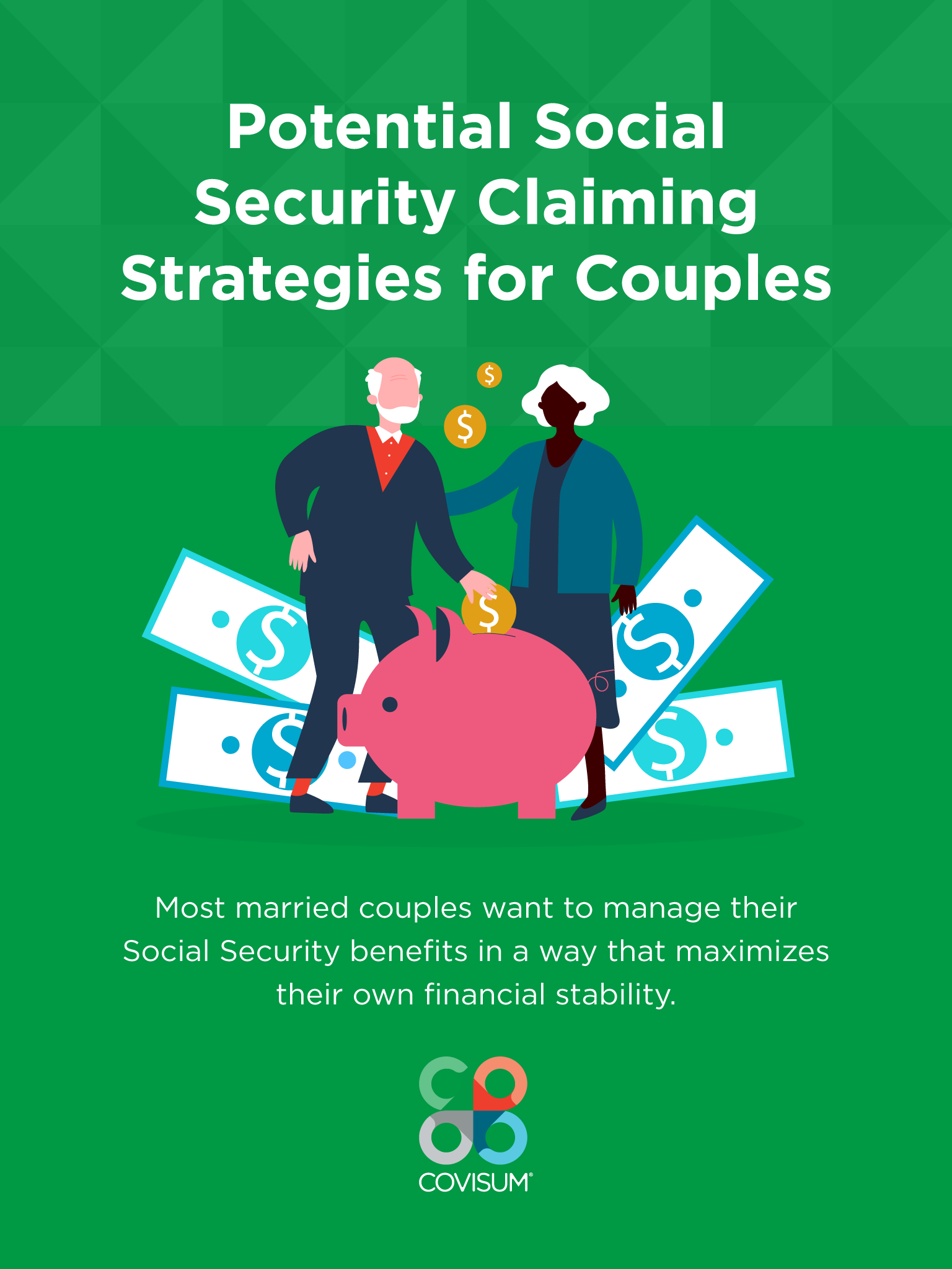 Potential Social Security Claiming Strategies for Couples