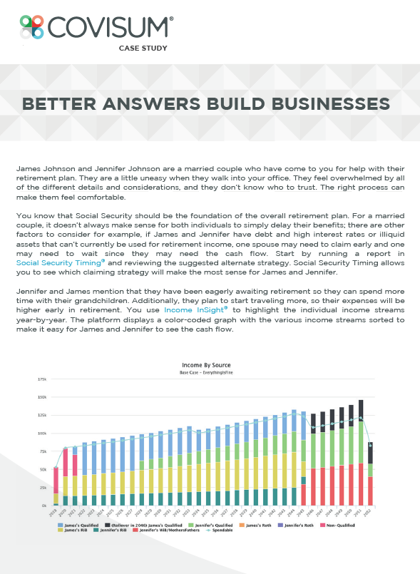 Case Study: Better Answers Build Businesses