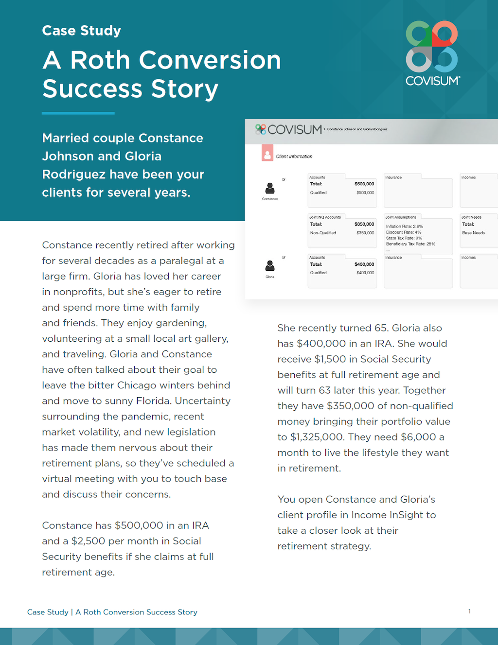Case Study: A Roth Conversion Success Story