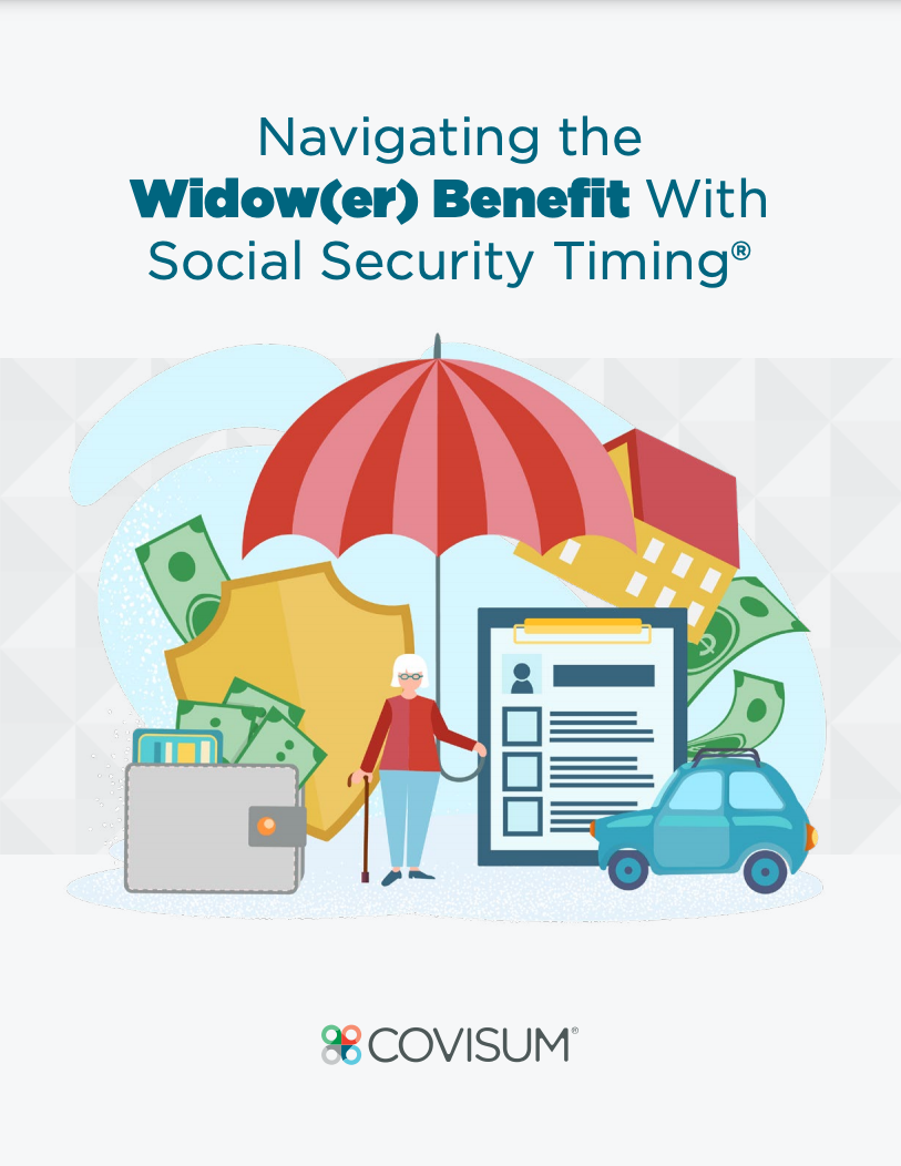 Navigating the Widow(er) Benefit with Social Security Timing